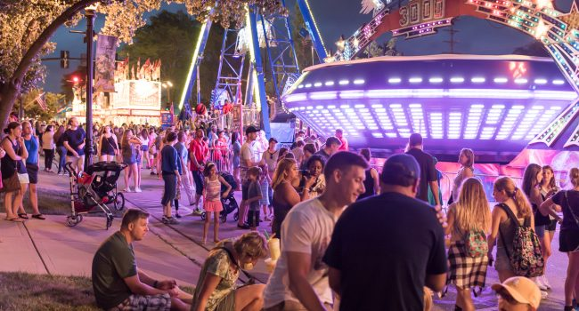 New rides at Our Midway and Carnival!